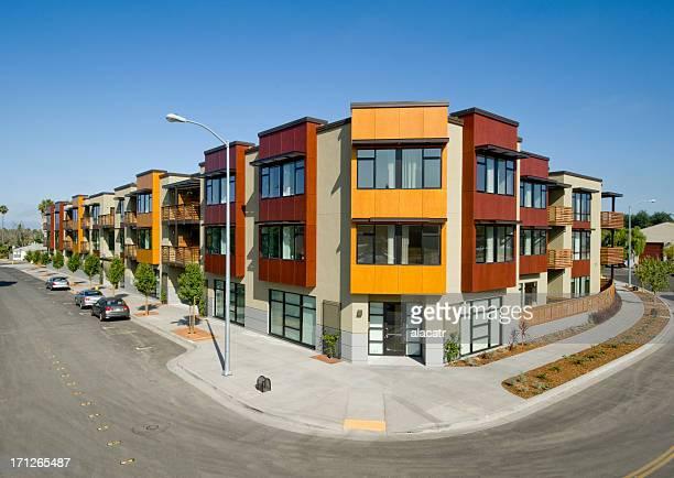 Apartment Building, California