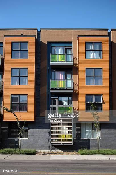 Edificio dell'appartamento