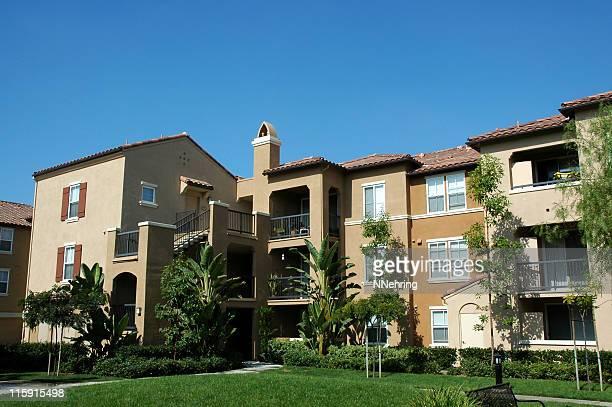 apartment-Komplex in Kalifornien