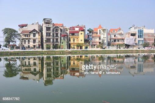 Apartment near lake in Hanoi