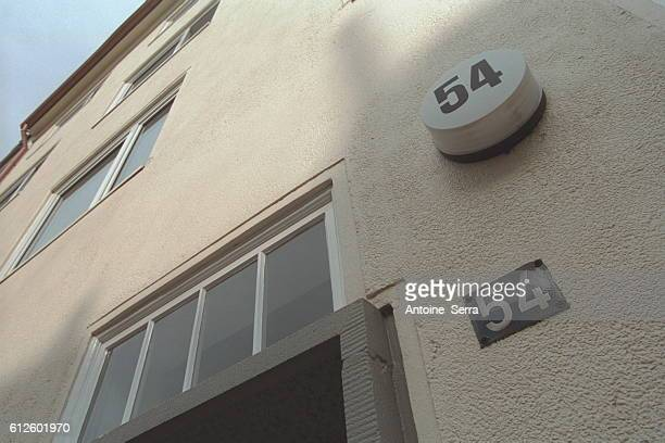 Apartment where Mohammed ElAmir Atta and Marwan AlShehhi lived at 54 Marienstrasse during their stay in Germany