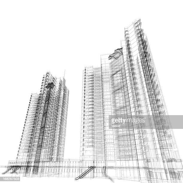 Apartment Wireframe