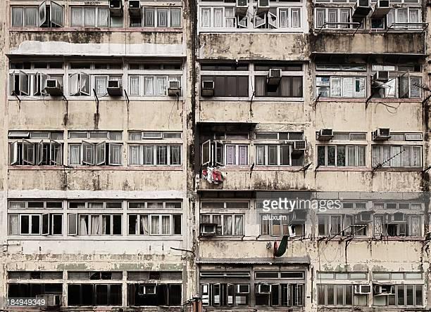 香港のアパートメント