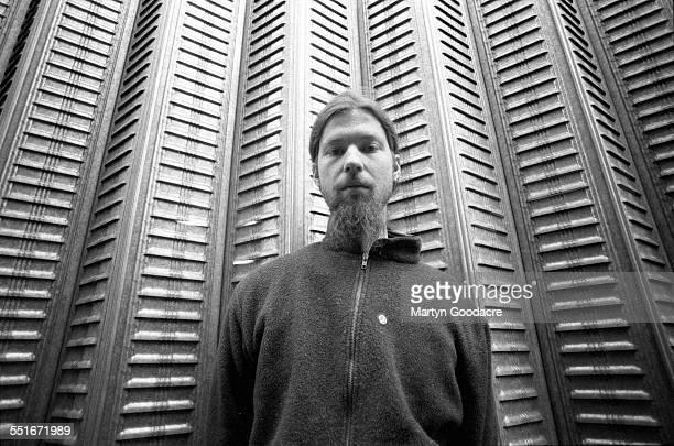 Aphex Twin portrait London United Kingdom 1996