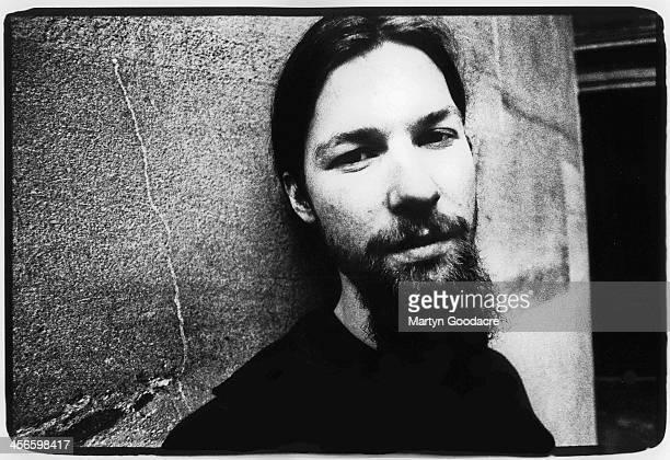 Aphex Twin Richard James portrait London United Kingdom 1996
