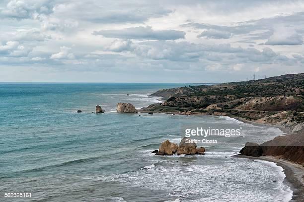 Aphortide's Rock Cyprus