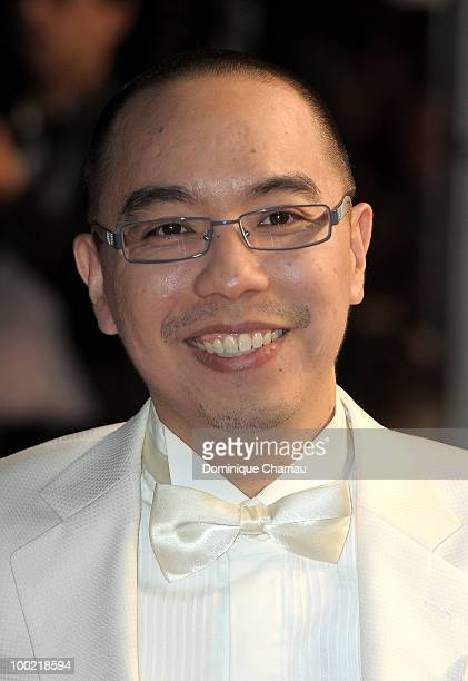 Apichatpong Weerasethakul attends the 'Uncle Boonmee Who Can Recall His Past Lives' Premiere at the Palais des Festivals during the 63rd Annual...