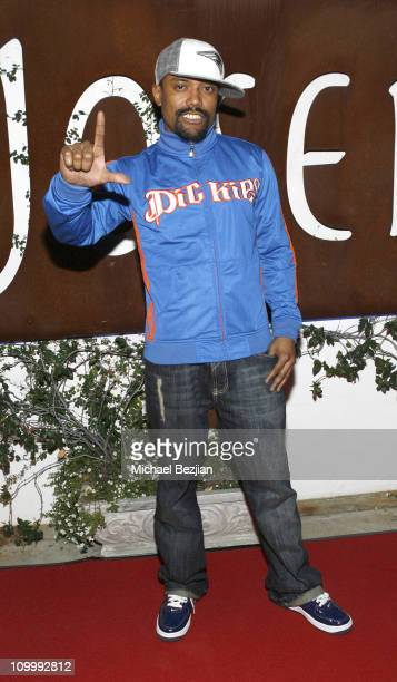 apldeap of Black Eyed Peas during Kazarian/Spencer Associates Annual Client Party Sponsored by Enter LA January 9 2006 in Los Angeles California...