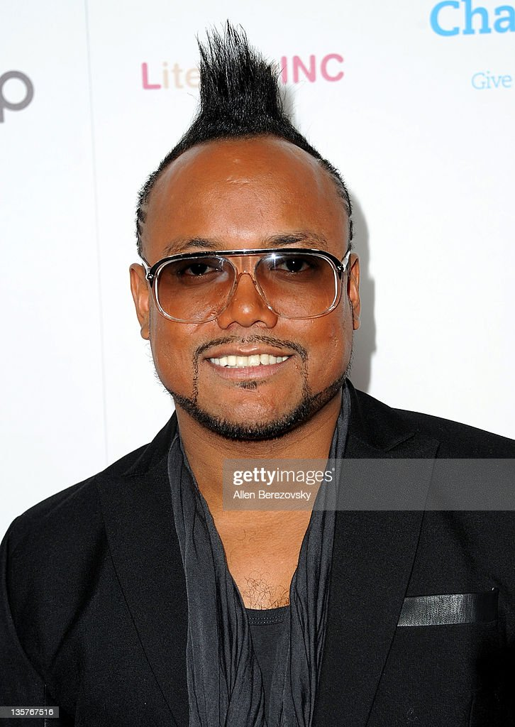 apl.de.ap's Of The Black Eyed Peas' Birthday Celebration