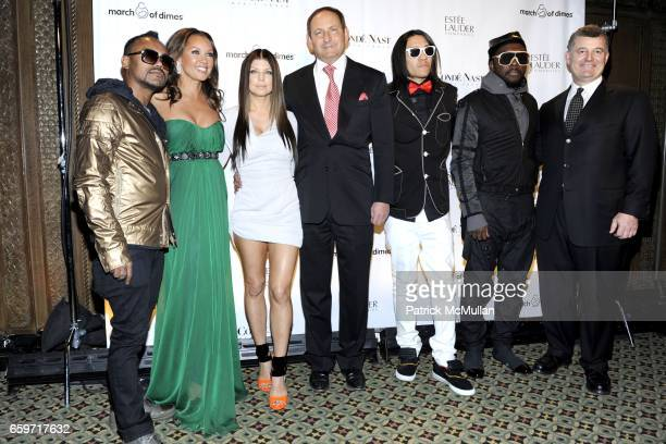 apldeap Vanessa Williams Fergie John Demsey Taboo william William P Lauder and attend 34th Annual MARCH OF DIMES BEAUTY BALL at Cipriani 42nd Street...
