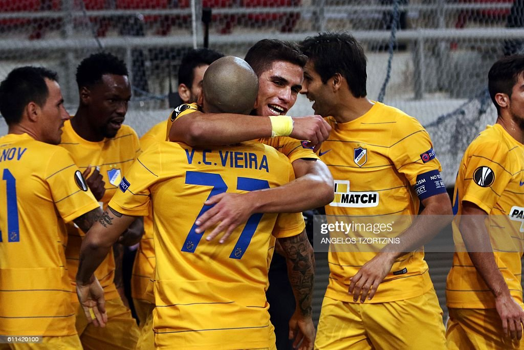 Image result for apoel players 201617