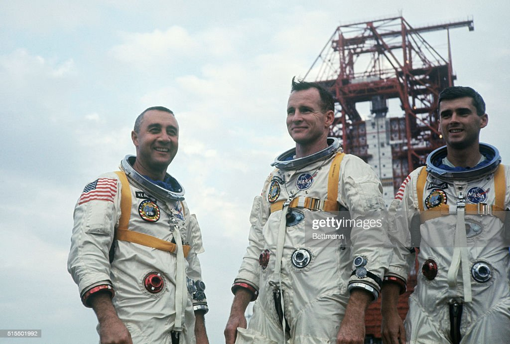Ed White - Astronaut   Getty Images