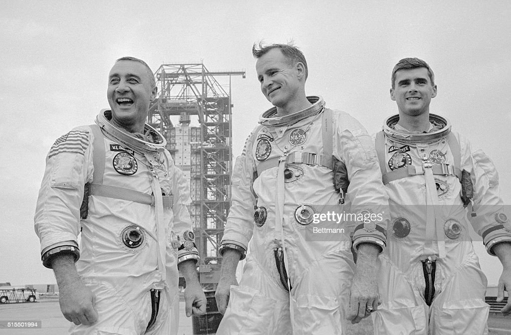 Ed White - Astronaut | Getty Images