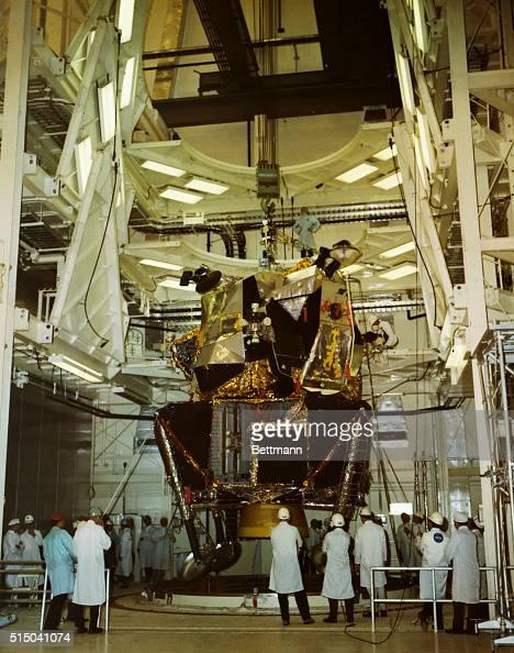 apollo 10 lunar module - photo #12