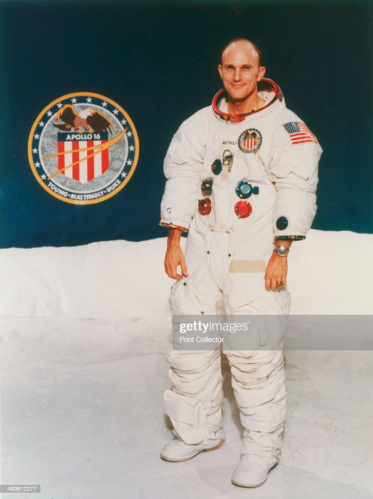 astronaut in orbit 1972 - photo #41