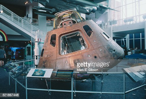 Apollo Capsule Stock Photos and Pictures | Getty Images