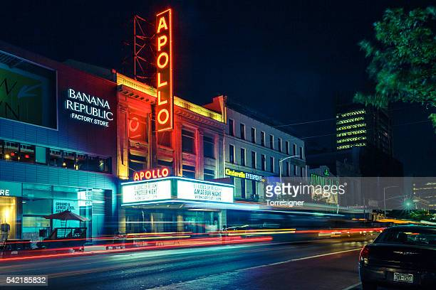Apollo Theater in Harlem Übernachtung
