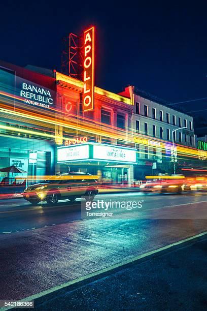 Apollo Theater à Harlem pour la nuit