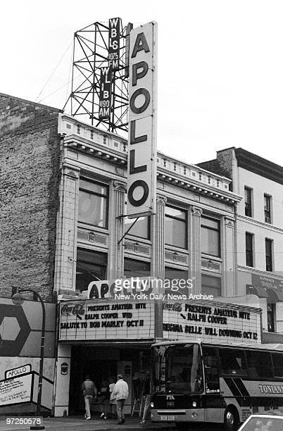 Apollo theater on 125th St in Harlem