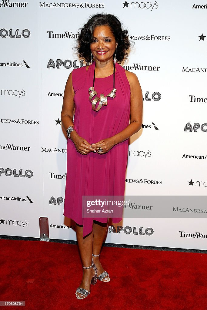 Apollo Theatre President and CEO Jonelle Procope attends the 8th annual Apollo Theater Spring Gala Concert at The Apollo Theater on June 10, 2013 in New York City.