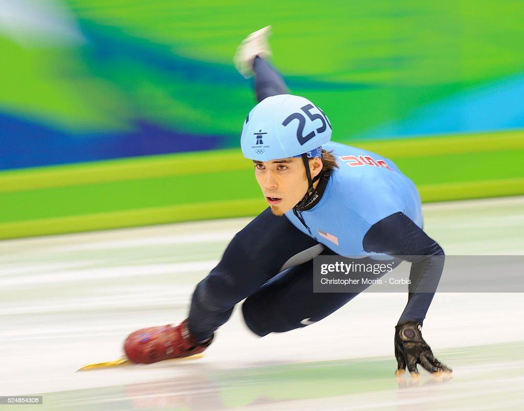 Apolo Anton Ohno | Getty Images