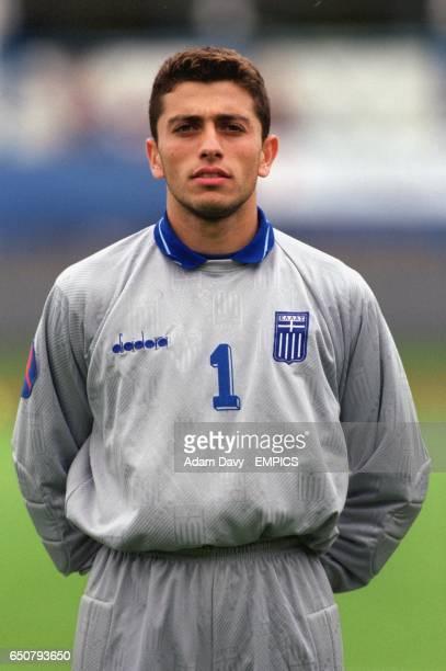 Apostolos Papadopoulos Greece goalkeeper