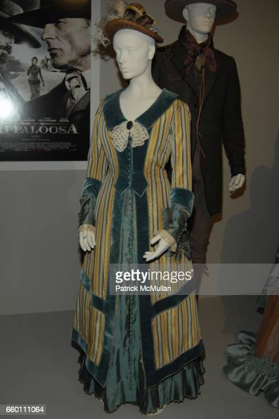 Appaloosa attends LACMA Costume Council exclusive preview of FIDM's 17th Annual Art of Motion Picture Costume at Fashion Institute of Design and...