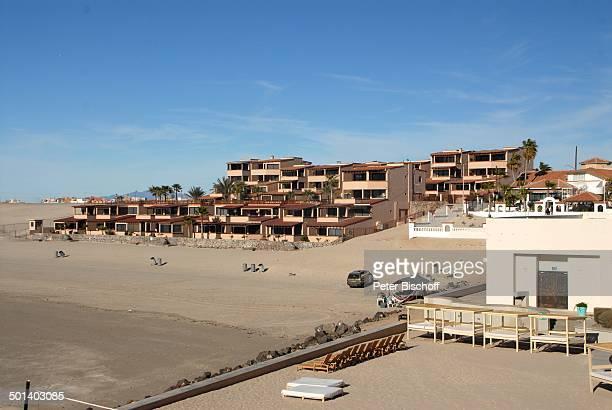 AppartmentAnlage am Strand Puerto Penasco Sonora Mexico Mittelamerika Reise BB DIG PNr 181/2011