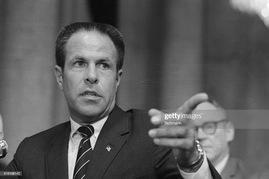 H.R. Haldeman | Getty Images