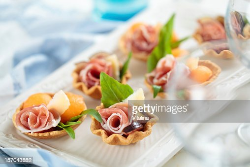 Appetizers. : Stock Photo