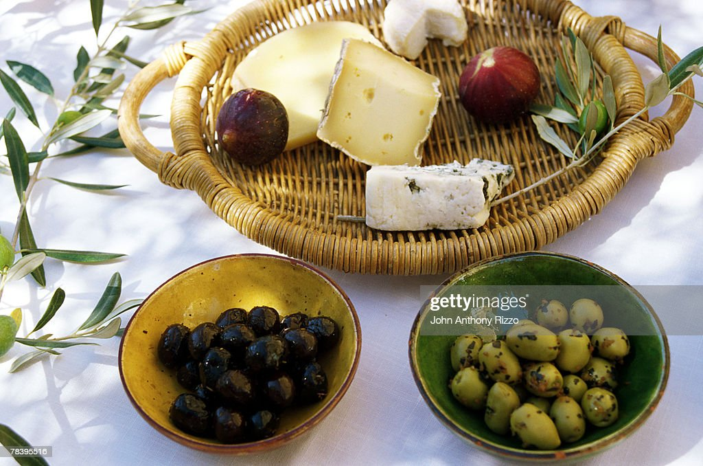 Appetizers : Stock Photo