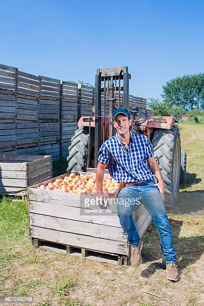 Apple business farmer