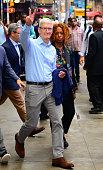 Celebrity Sightings in New York City - September 18,...