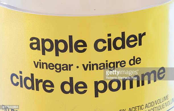Apple Cider Vinegar Apple cider vinegar otherwise known as cider vinegar or ACV is a type of vinegar made from cider or apple must and has a pale to...