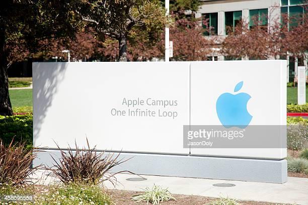 Apple Computers Campus