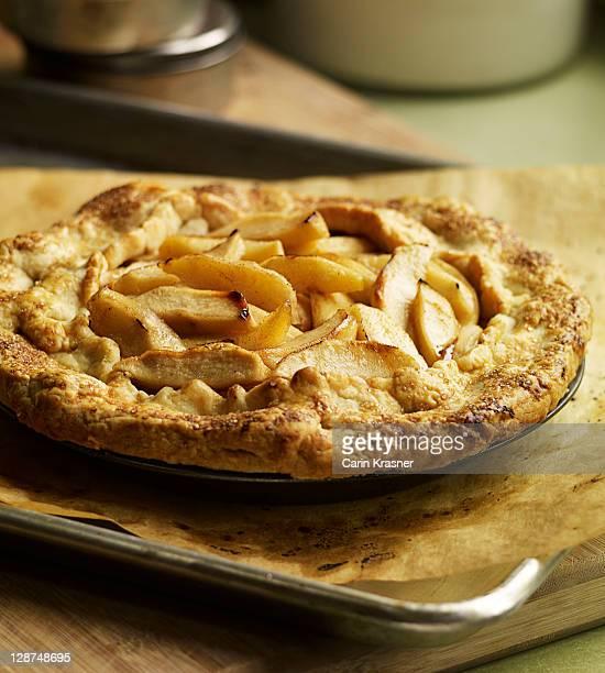 Apple Crisp, Baked Goods, Pastry