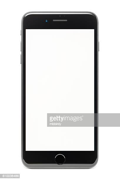 Apple iPhone 7 Plus, isolated on white background