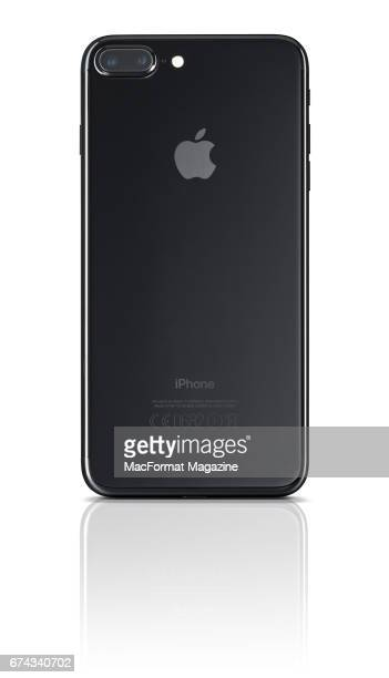 Apple iPhone 7 Plus with a Black finish taken on September 19 2016