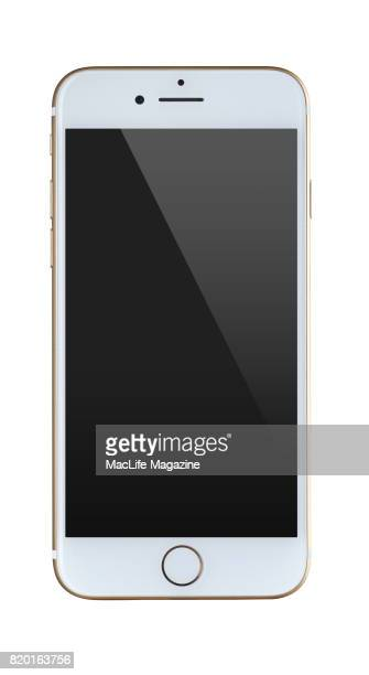 Apple iPhone 7 with a Gold finish taken on September 19 2016