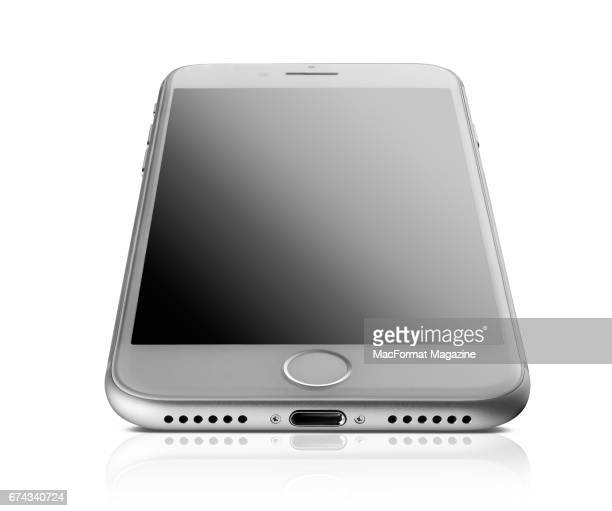 Apple iPhone 7 with a Silver finish taken on September 23 2016