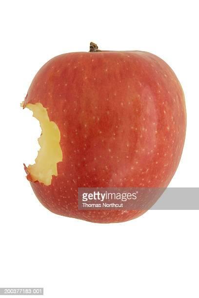 Apple missing bite
