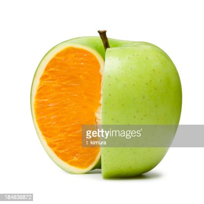 Apple Orange
