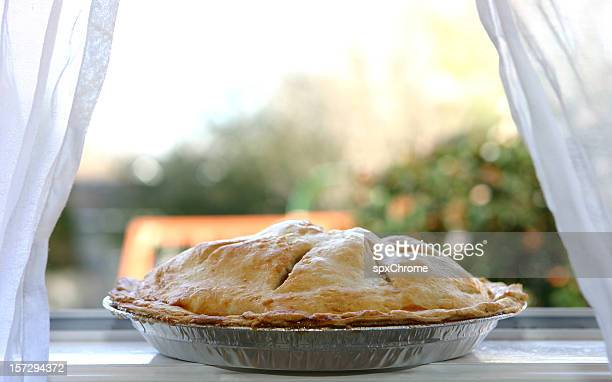 Apple Pie  - Cooling in Window