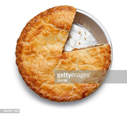 Apple Pie With One Missing Piece