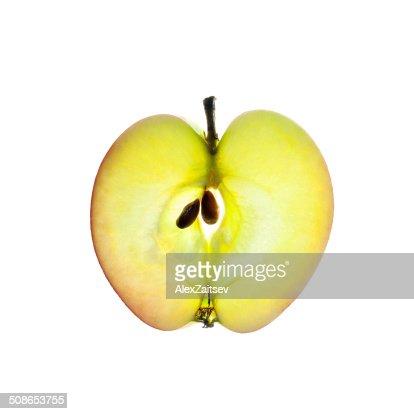 Apple Slice : Stock Photo