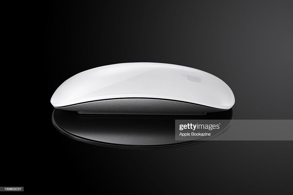 Apple Wireless Mouse, session for Apple Bookazine taken on September 9, 2011.