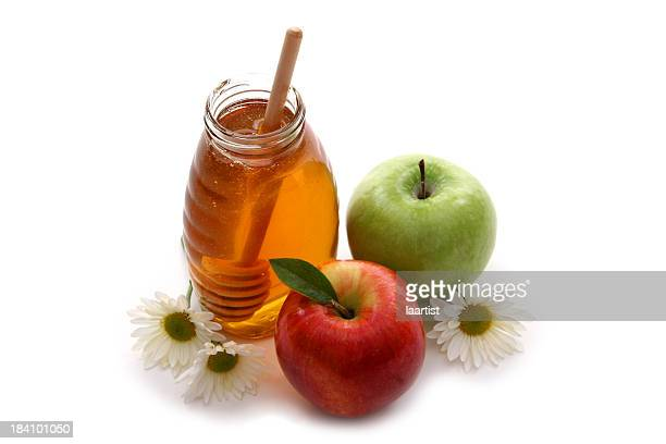 Apples and honey 3.