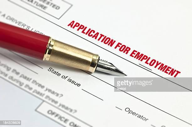 Aplicação de Emprego