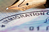 Applying for an Immigration visa.