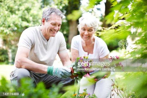 Appreciating nature : Stock Photo